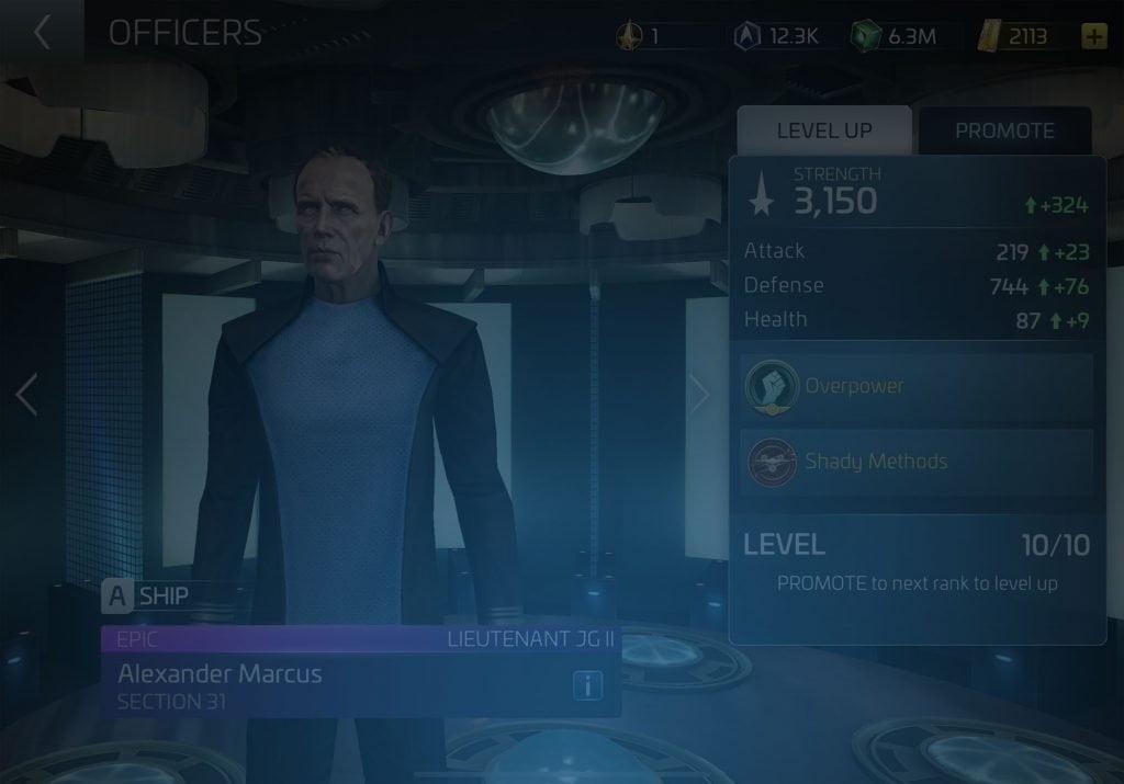 Alexander Marcus Star Trek Fleet Command Wiki