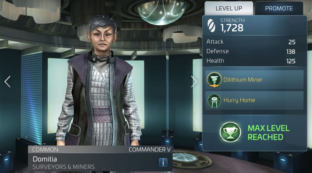 Star Trek Fleet Command Domitia