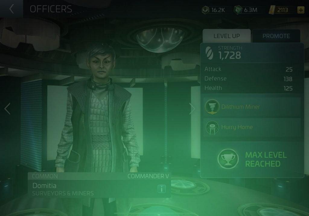 Domitia Star Trek Fleet Command Wiki