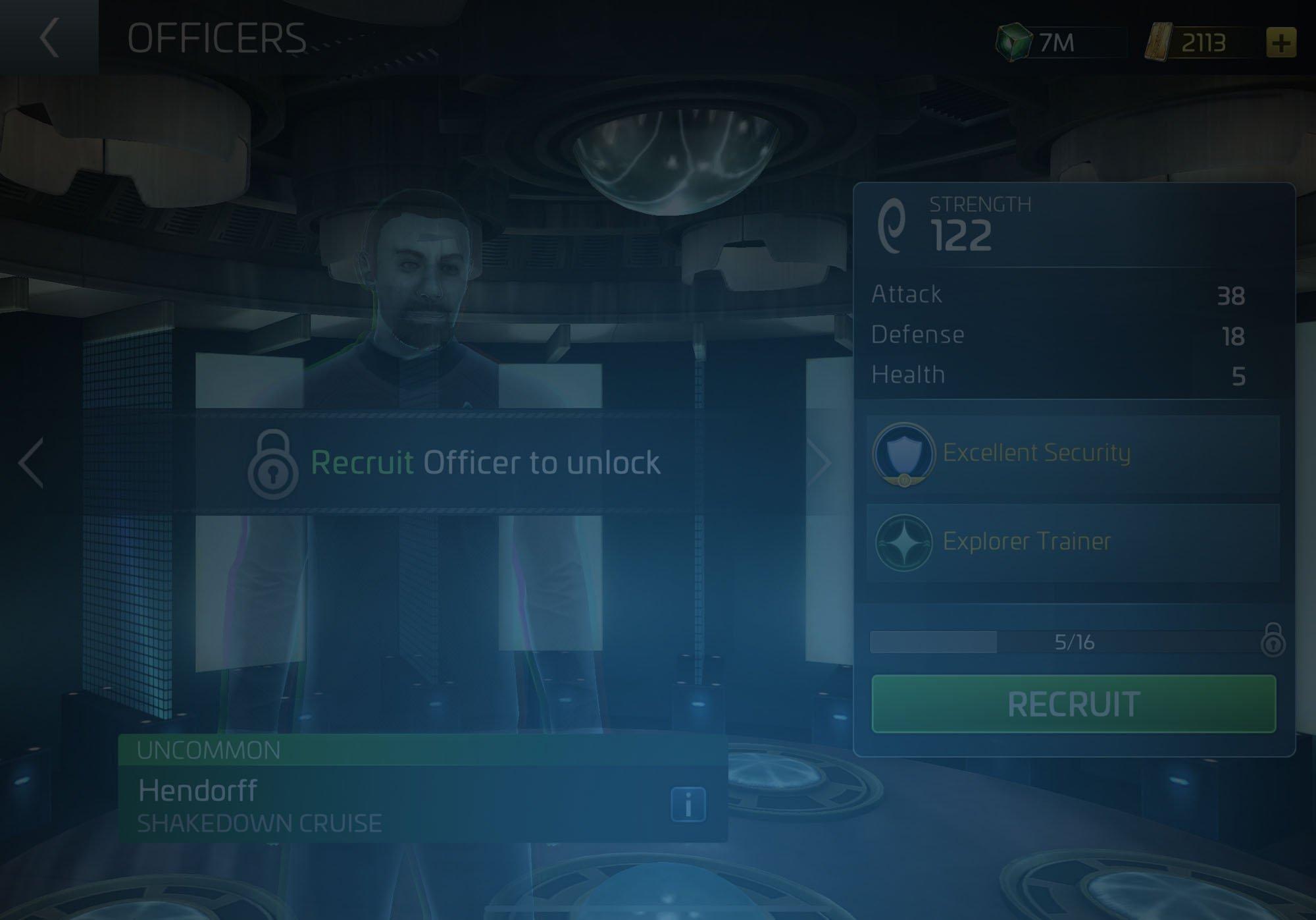 Officer Hendorff