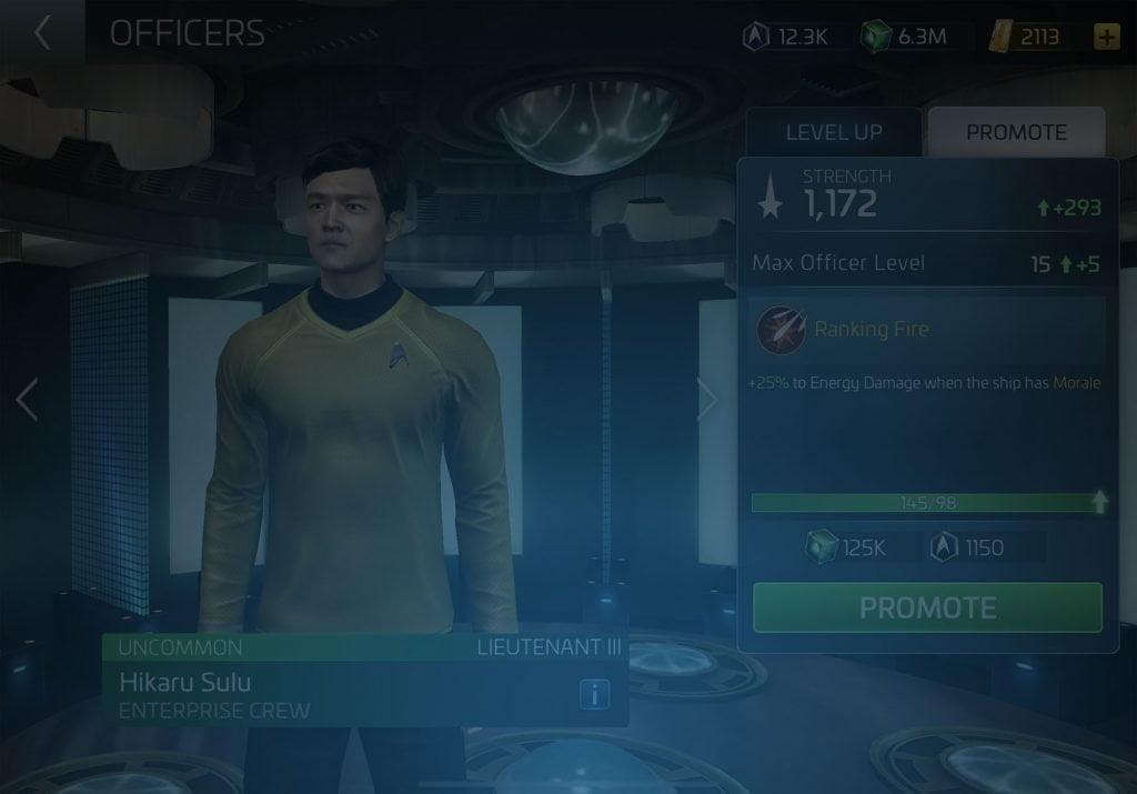 Hikaru Sulu Star Trek Fleet Command Wiki