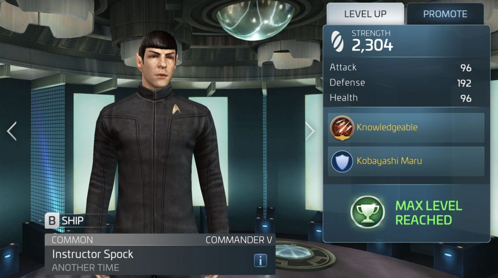Star Trek Fleet Command Hendorff