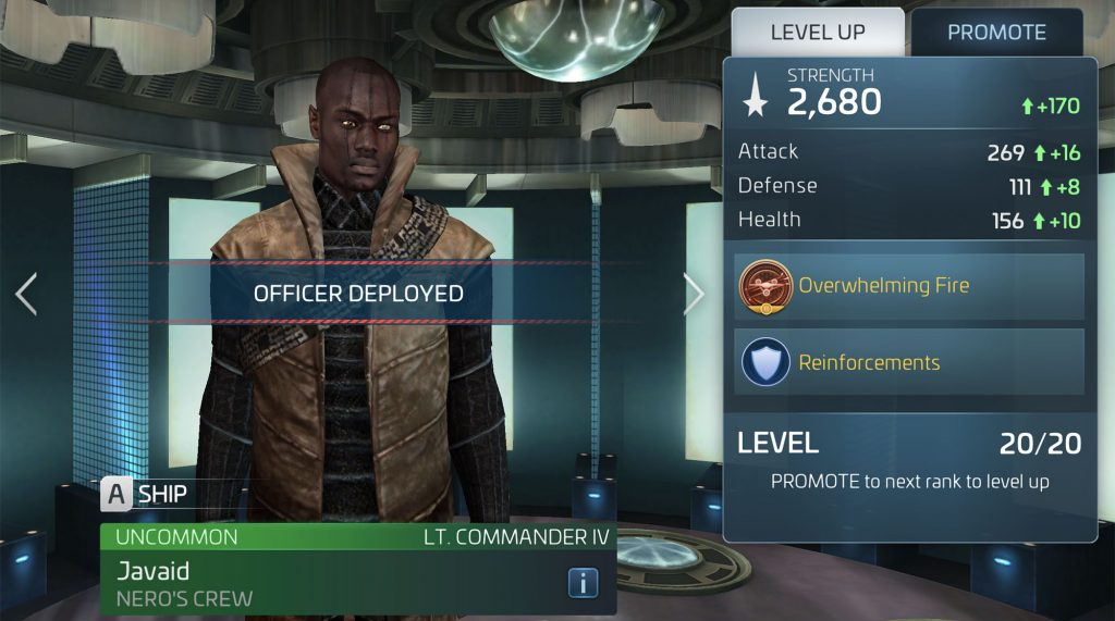 Star Trek Fleet Command Javaid