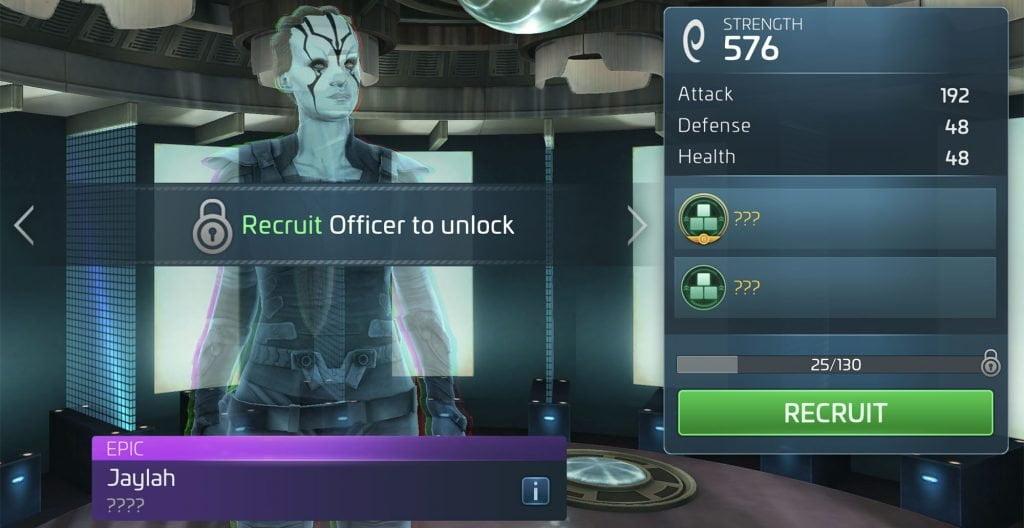 Star Trek Fleet Command Jaylah