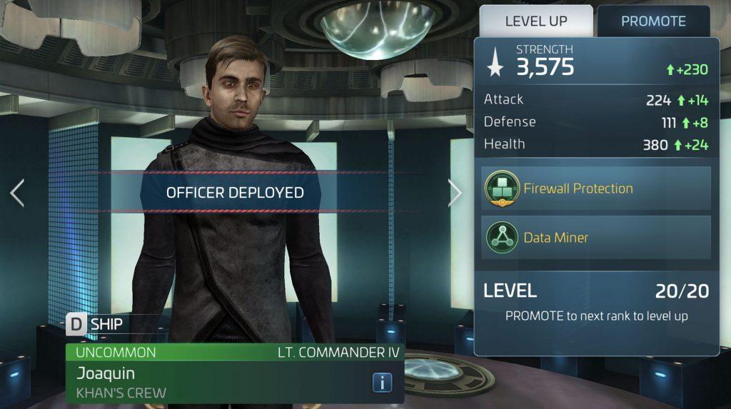 Star Trek Fleet Command Joaquin