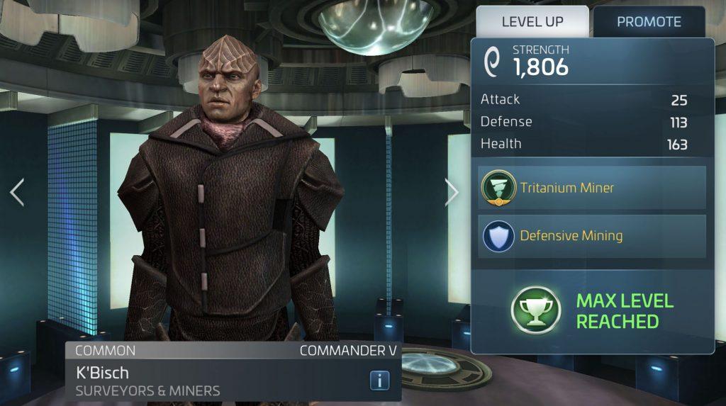 Star Trek Fleet Command K'Bisch