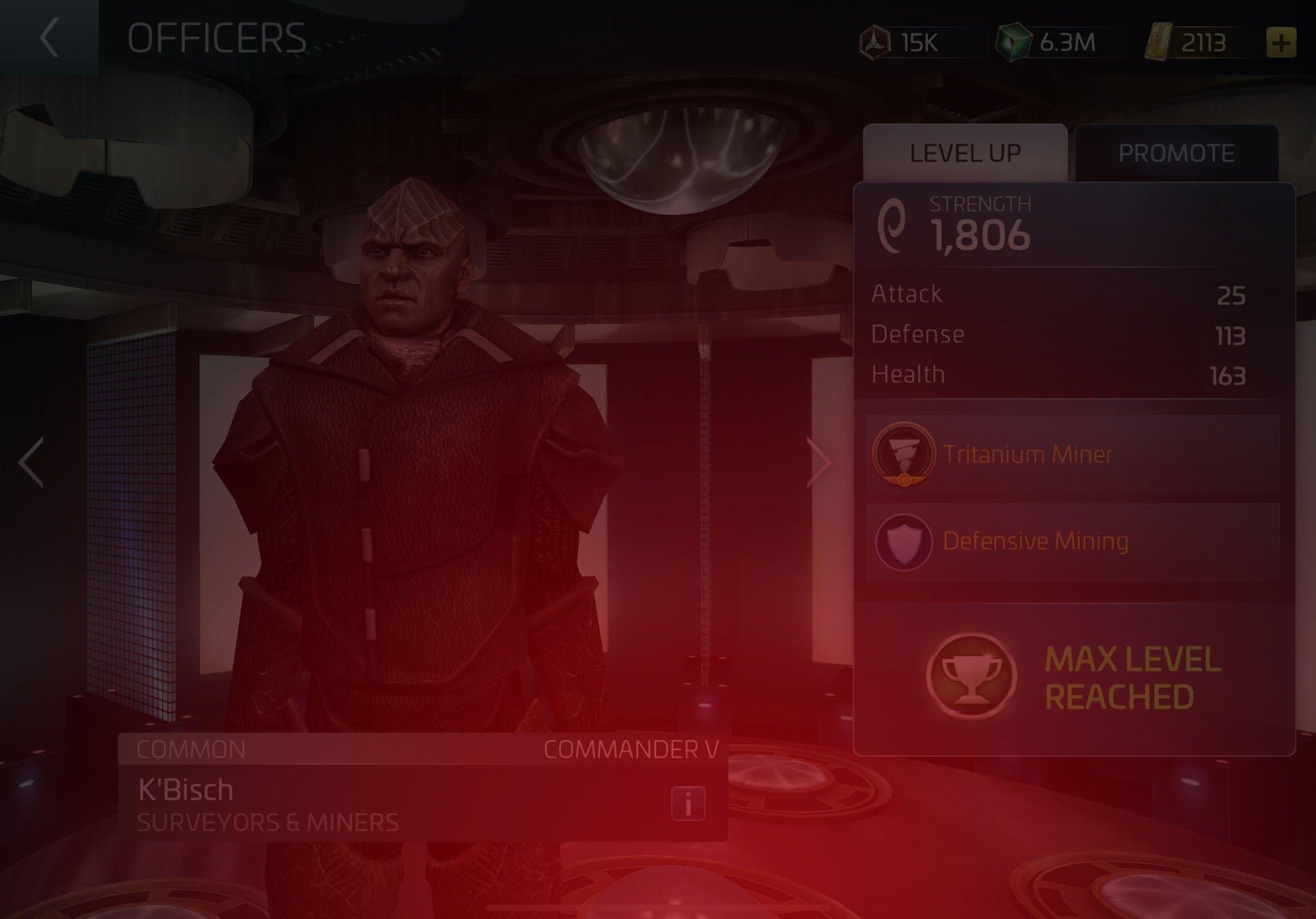 Officer K'Bisch