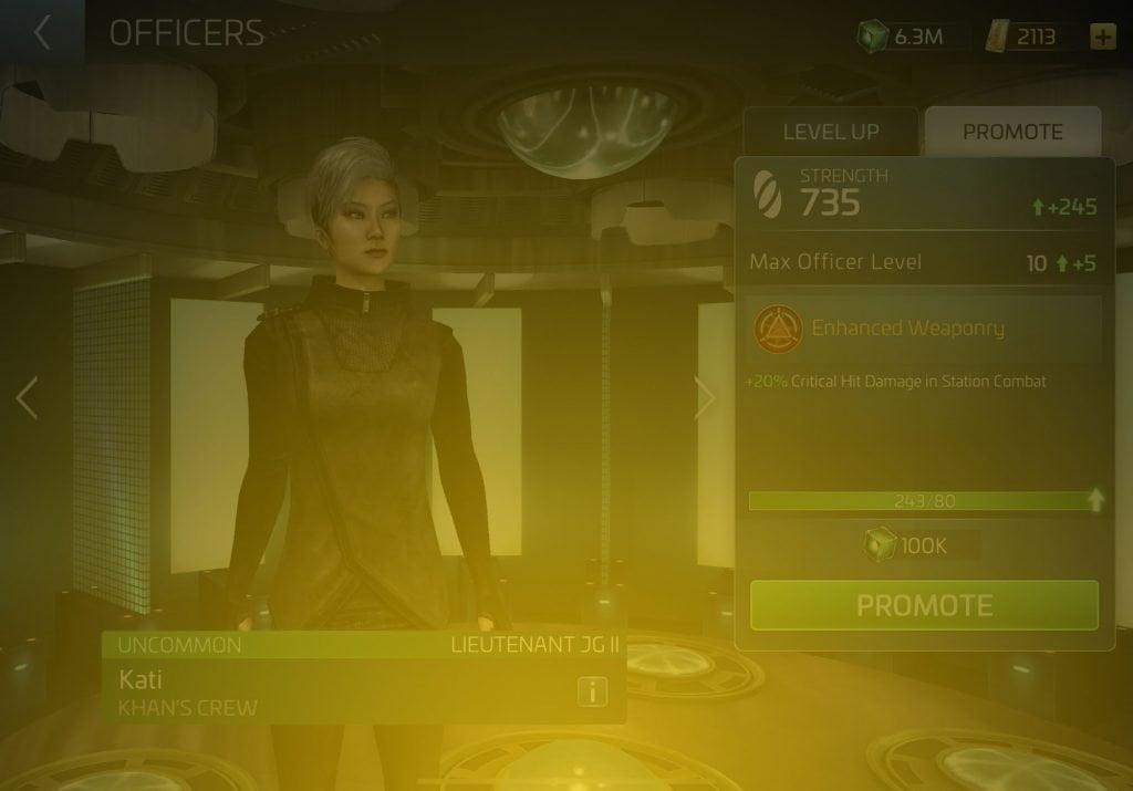 Kati Star Trek Fleet Command Wiki