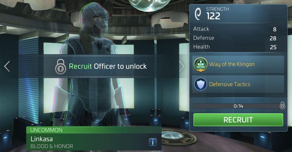 Star Trek Fleet Command Linkasa