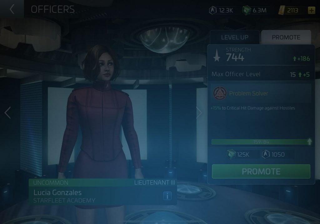 Lucia Gonzales Star Trek Fleet Command Wiki