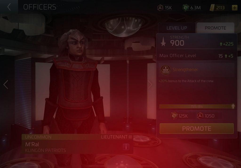 M'Ral Star Trek Fleet Command Wiki