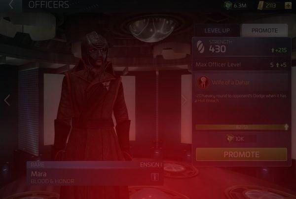 Mara Star Trek Fleet Command Wiki