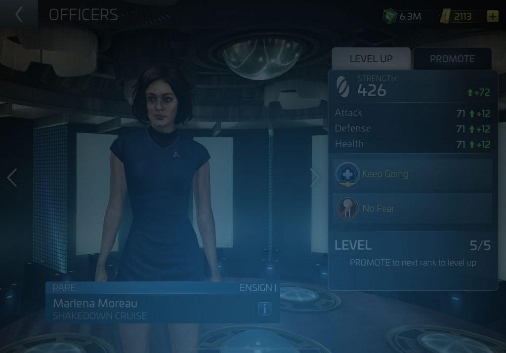 Marlena Moreau Star Trek Fleet Command Wiki