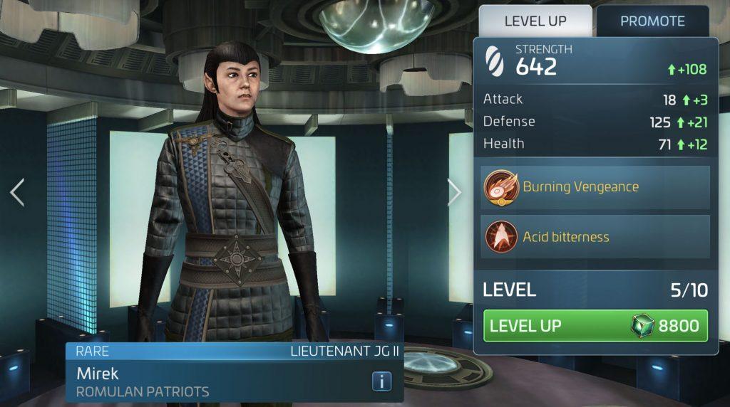 Star Trek Fleet Command Mirek