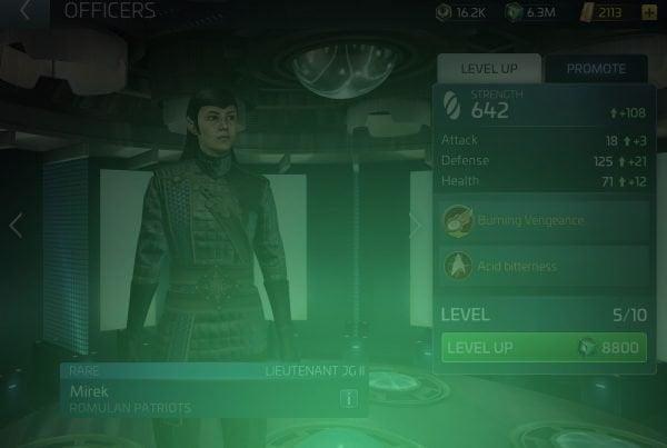 Mirek Star Trek Fleet Command Wiki