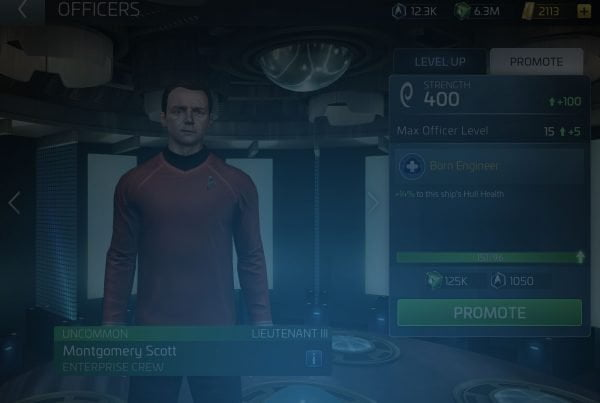 Montgomery Scott Star Trek Fleet Command Wiki