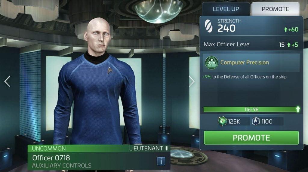 Star Trek Fleet Command Officer 0718