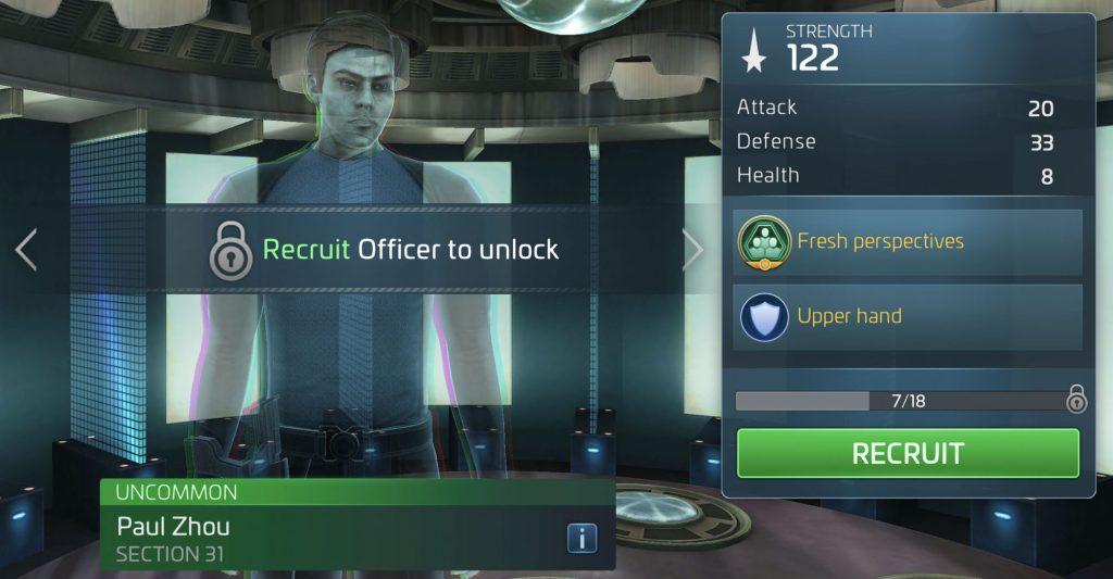 Star Trek Fleet Command Paul Zhou