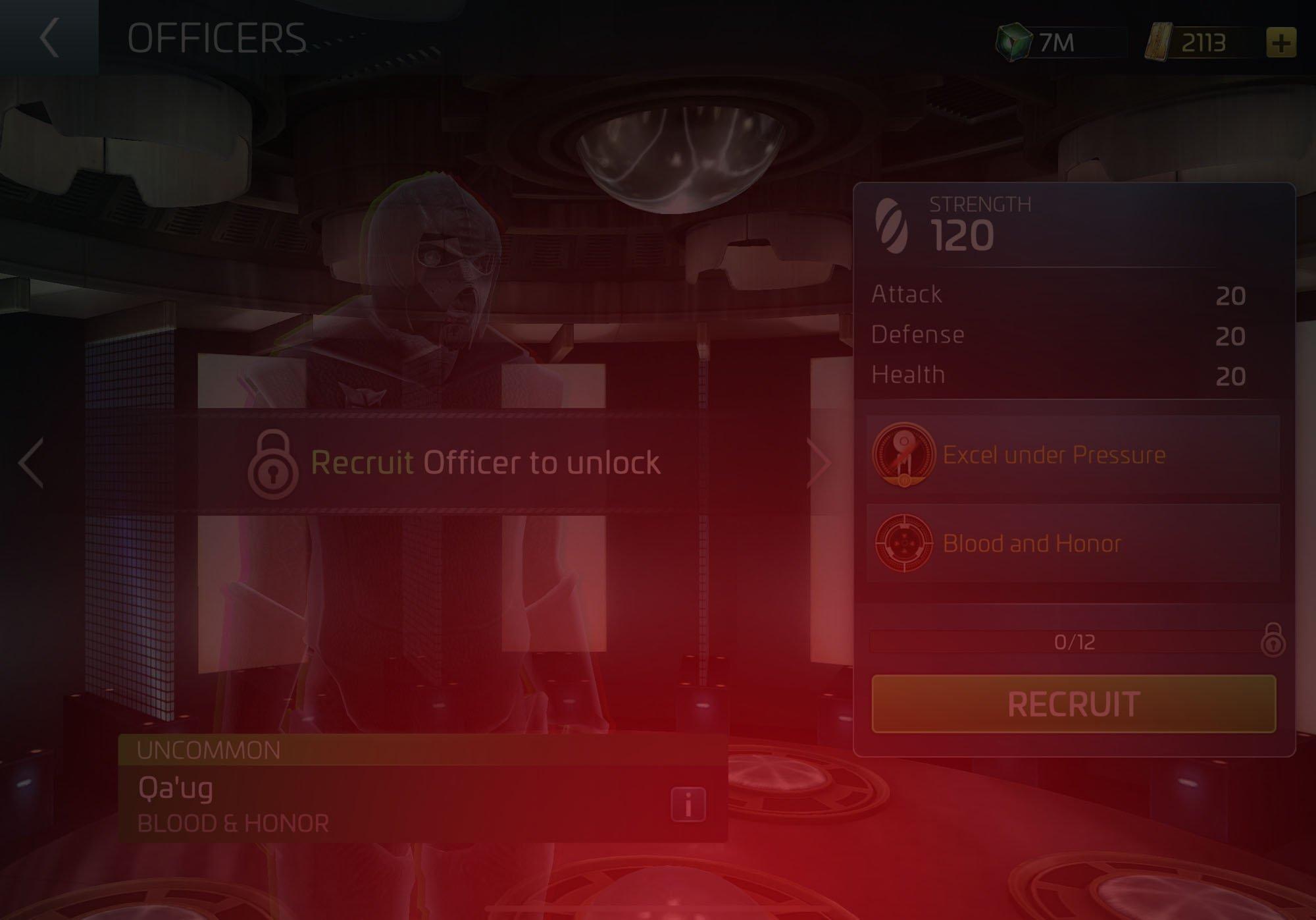 Officer Qa'ug