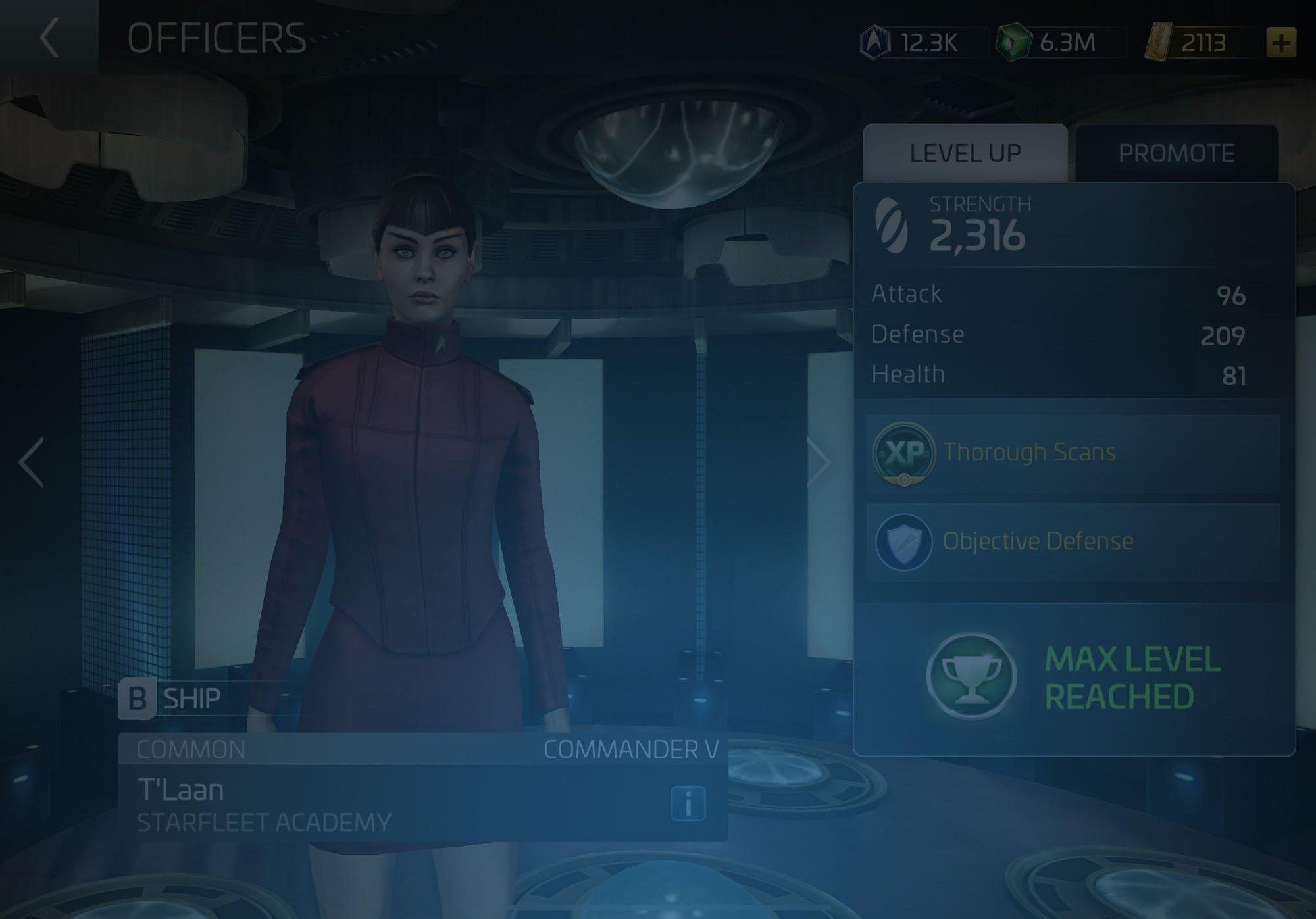 Officer T'Laan