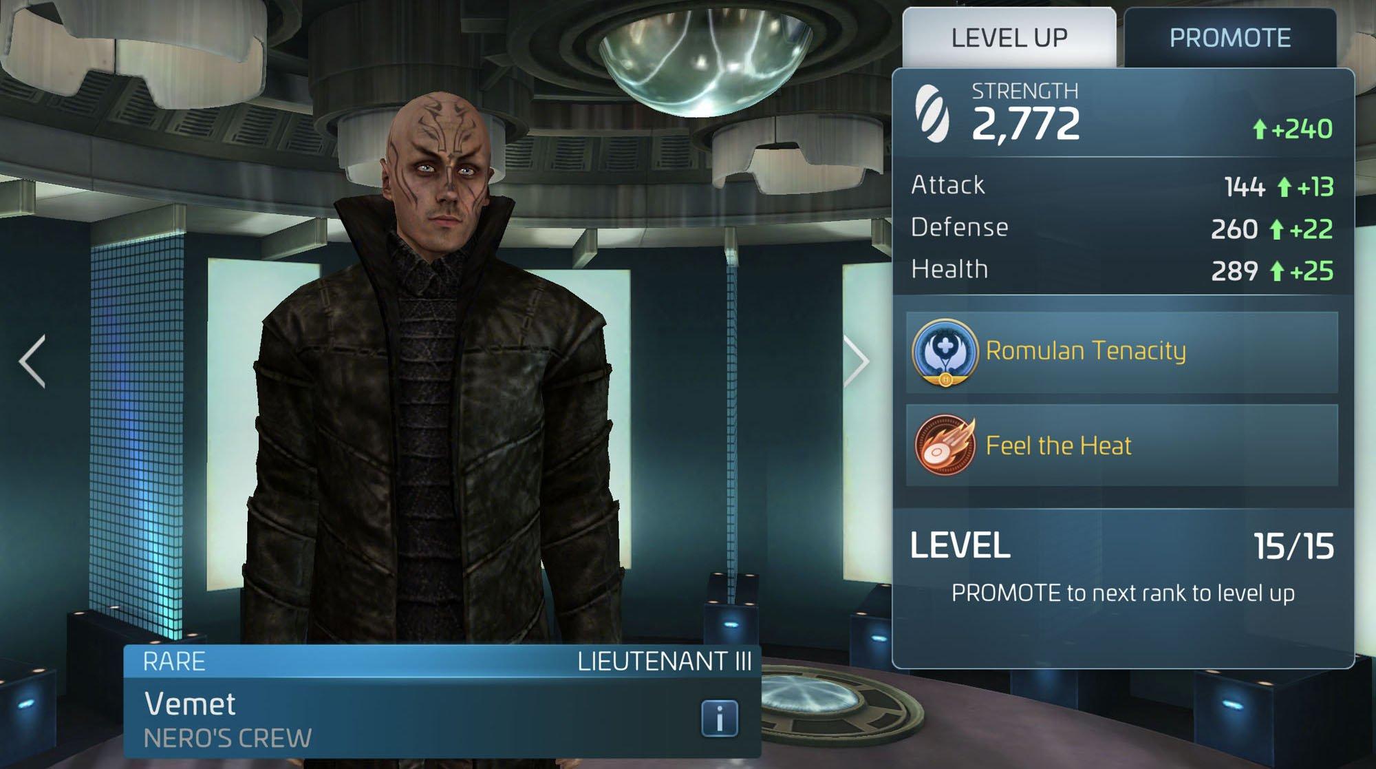 Star Trek Fleet Command Vemet