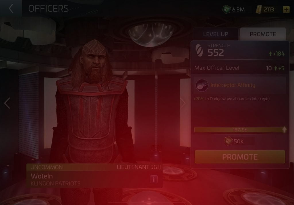 Woteln Star Trek Fleet Command Wiki