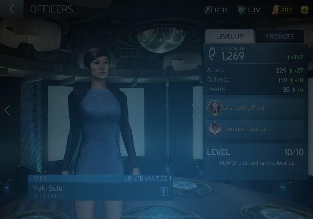 Yuki Sulu Star Trek Fleet Command Wiki