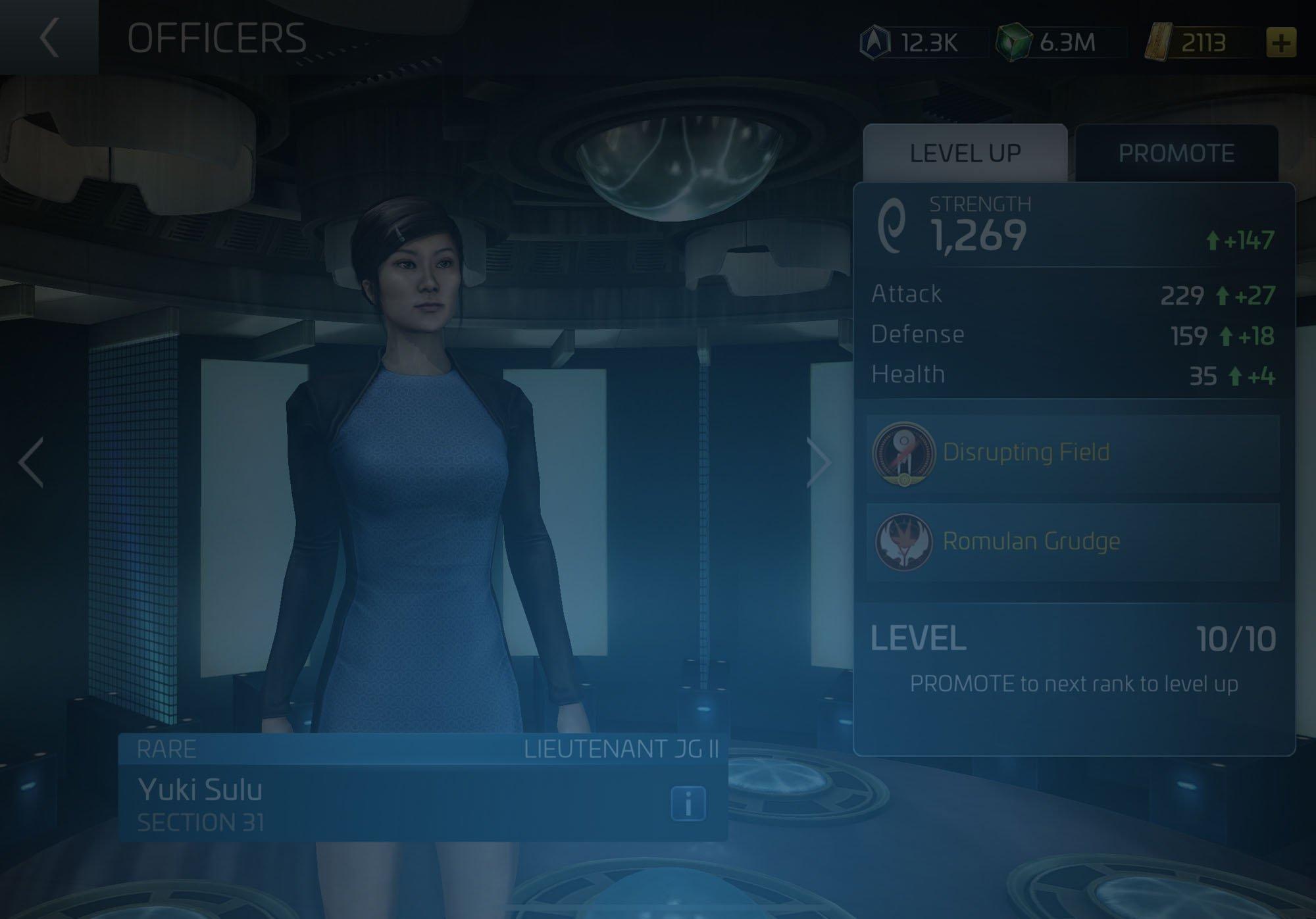 Officer Yuki Sulu