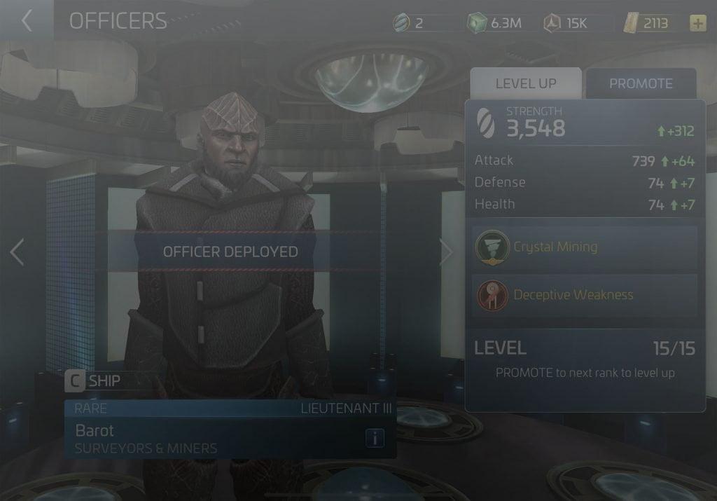 Barot Star Trek Fleet Command Wiki