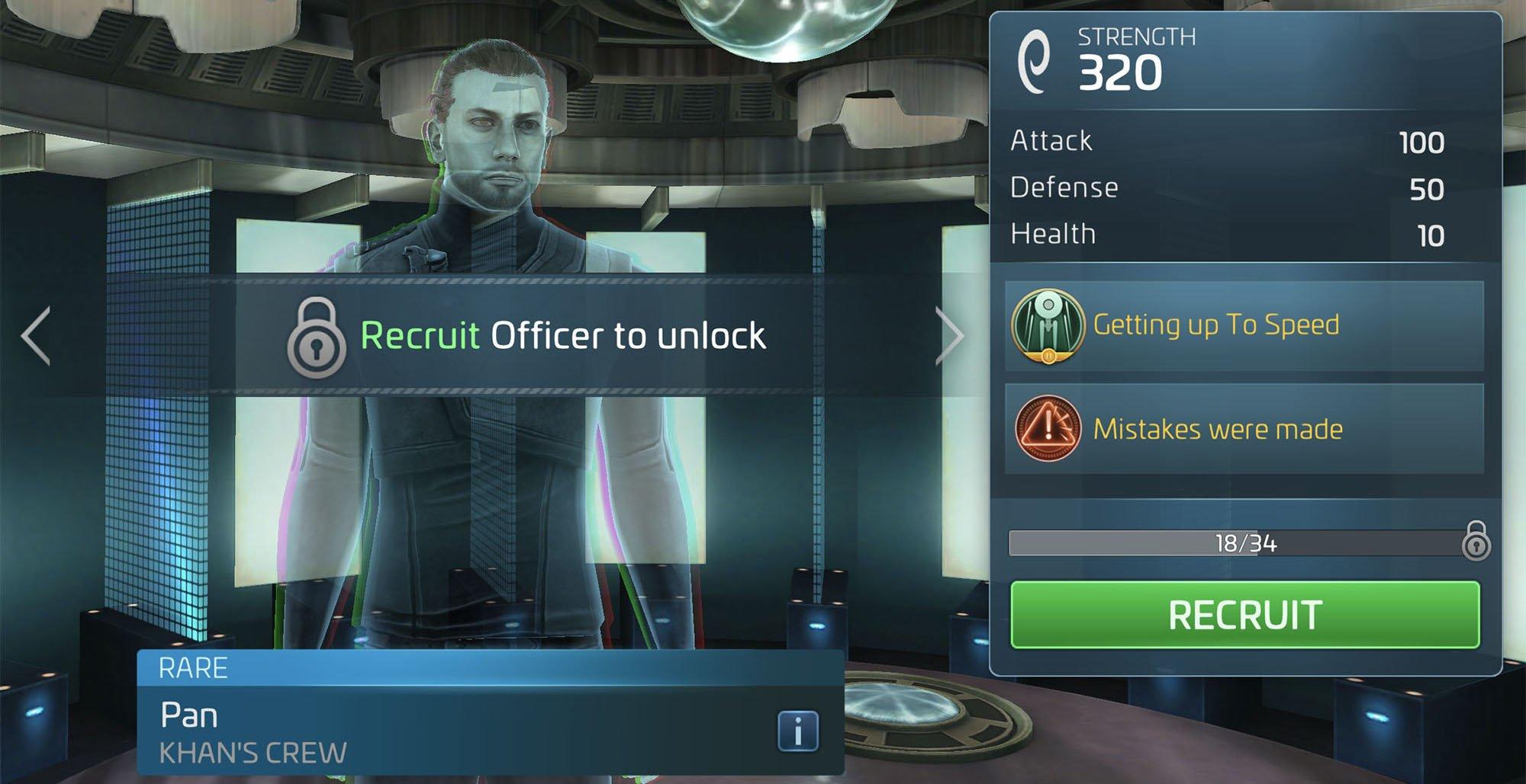 Star Trek Fleet Command Pan