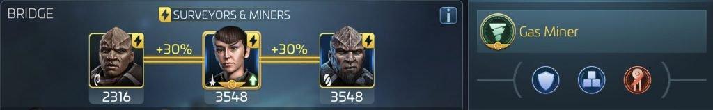Star Trek Fleet Command Officers Max Crew Synergy