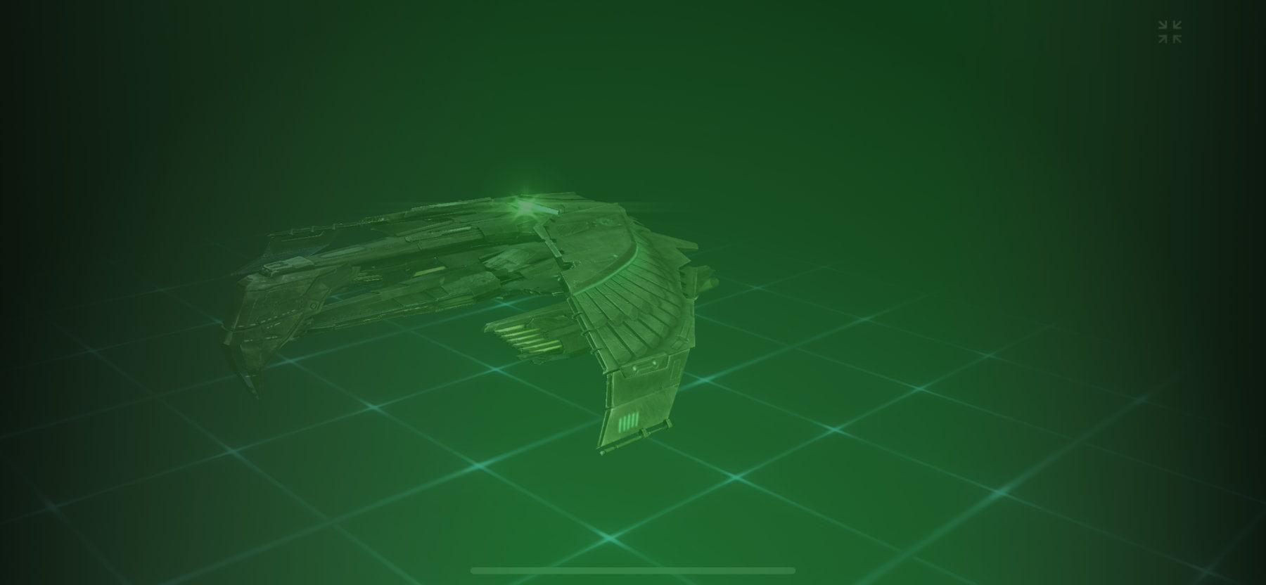 Augur Battleship