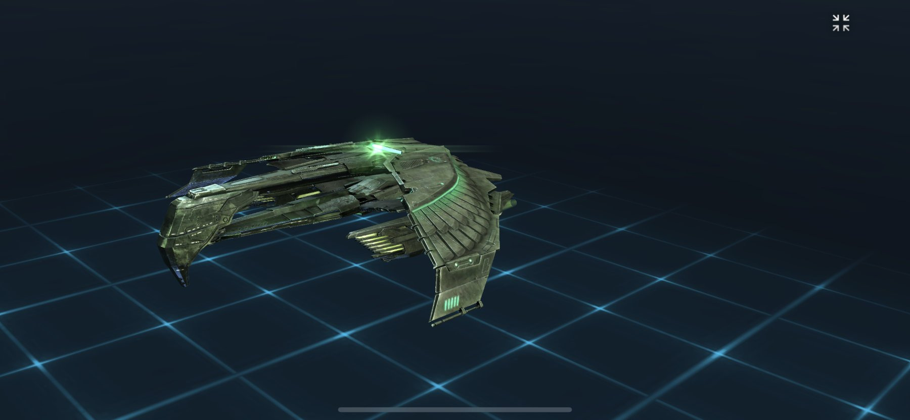 Star Trek Fleet Command Augur Battleship