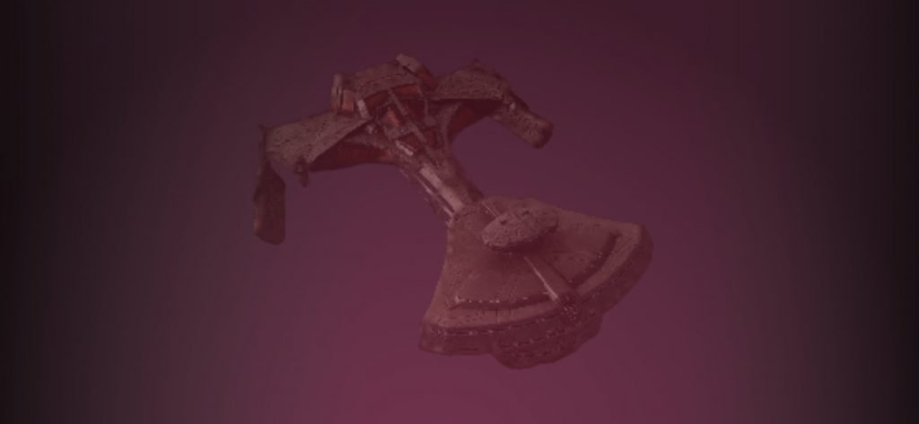Star Trek Fleet Command Bortas