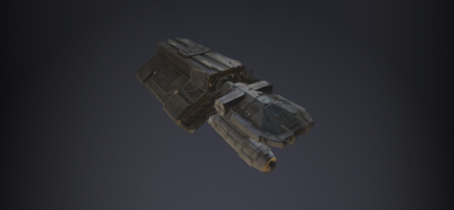 ECS Fortunate Survey Ship