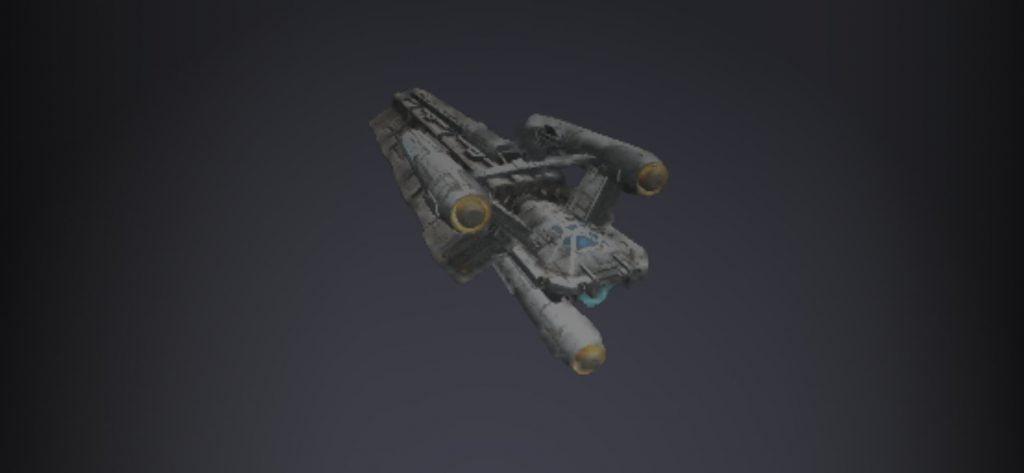 Star Trek Fleet Command ECS Horizon