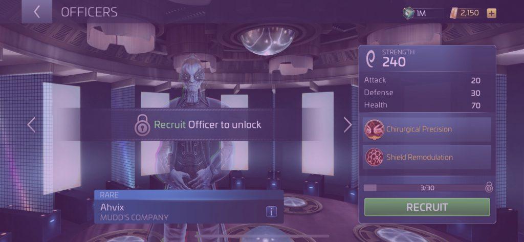 Star Trek Fleet Command Officer Ahvix