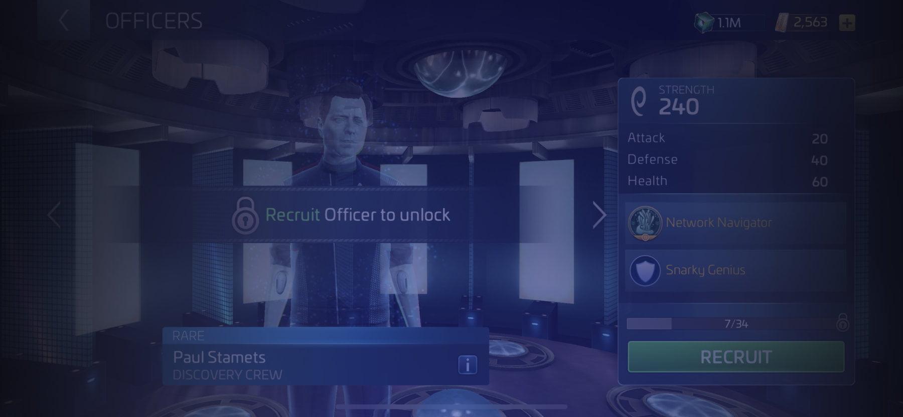 Officer Paul Stamets