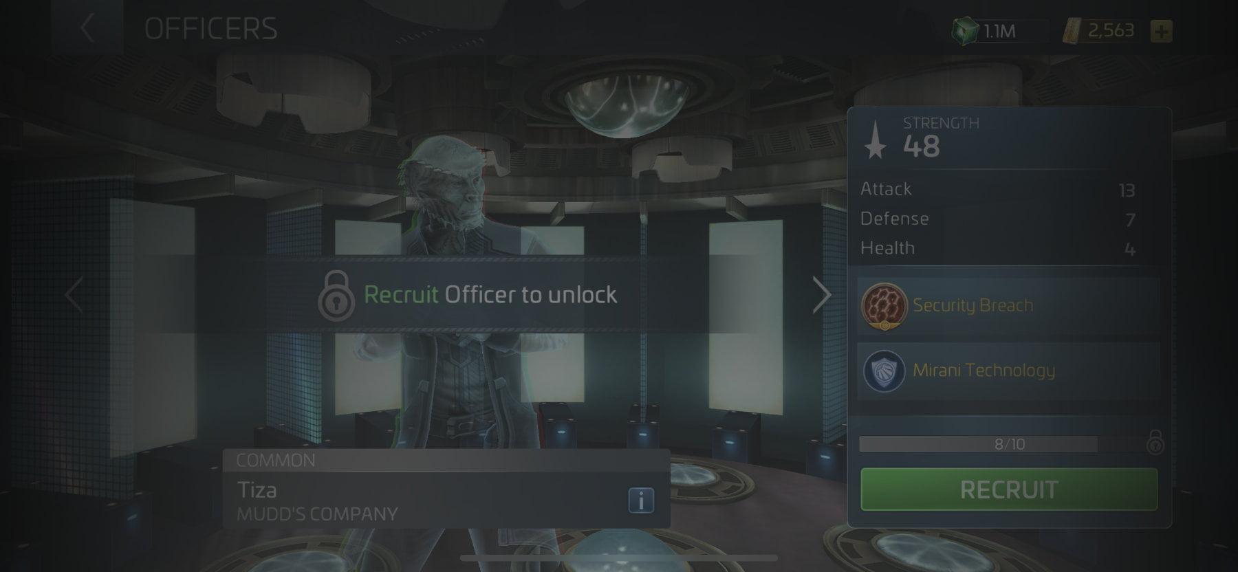 Officer Tiza