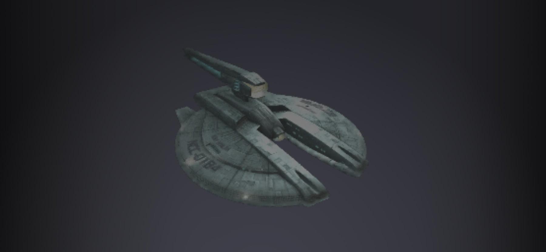 Realta Explorer Ship