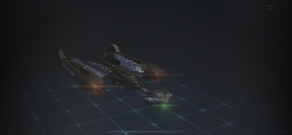 Star Trek Fleet Command Sarcophagus