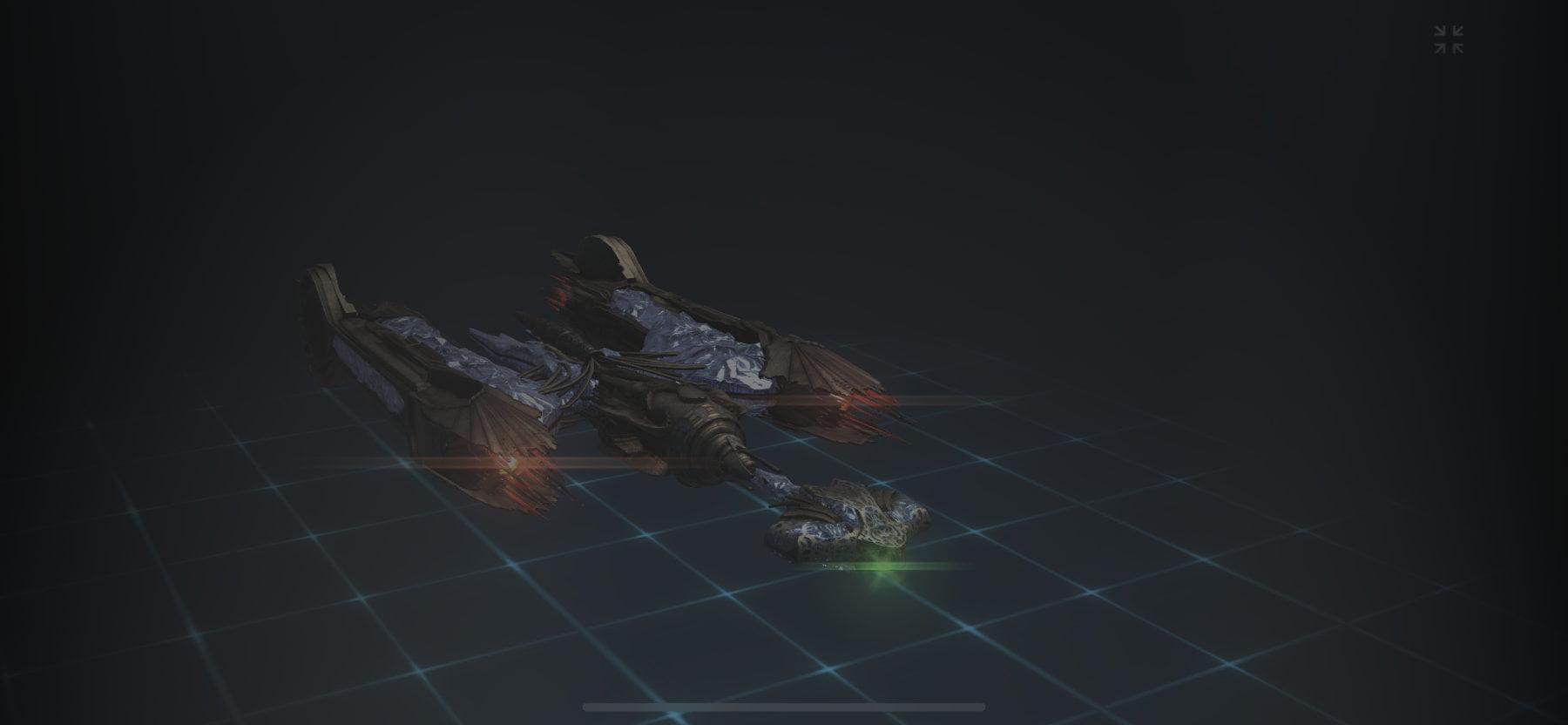 Sarcophagus Battleship