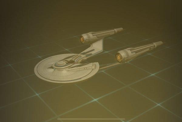 Star Trek Fleet Command USS Franklin-A