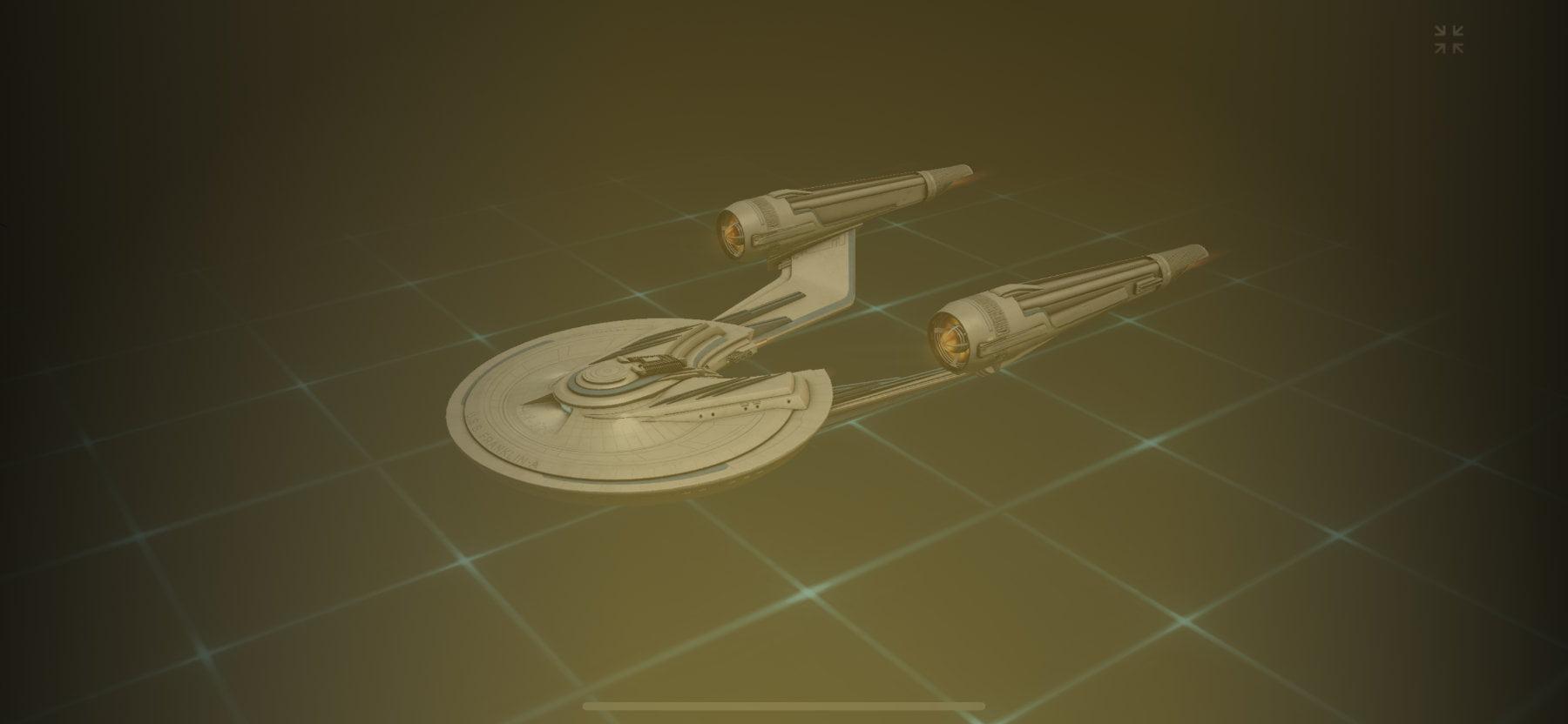 USS Franklin-A Explorer Ship