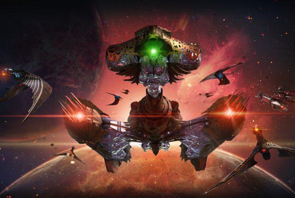 Star Trek Fleet Command Klingon Faction