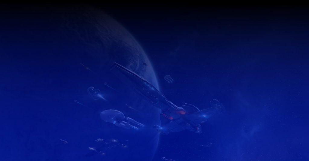 Star Trek Fleet Command Federation Star Systems