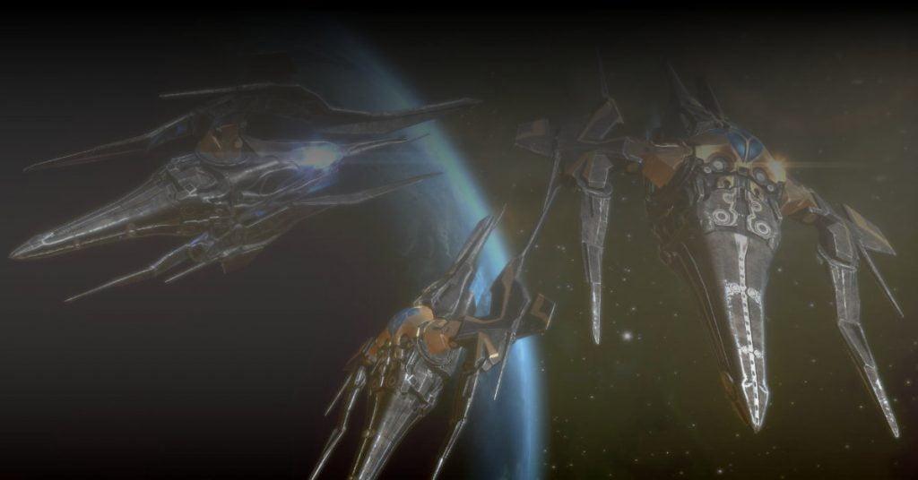 Star Trek Fleet Command Generic Hostiles