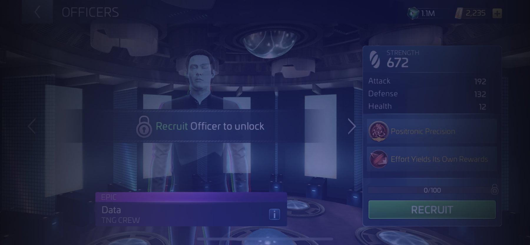 Officer Data