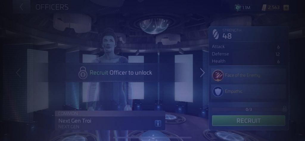 Star Trek Fleet Command Officer Next Gen Troi