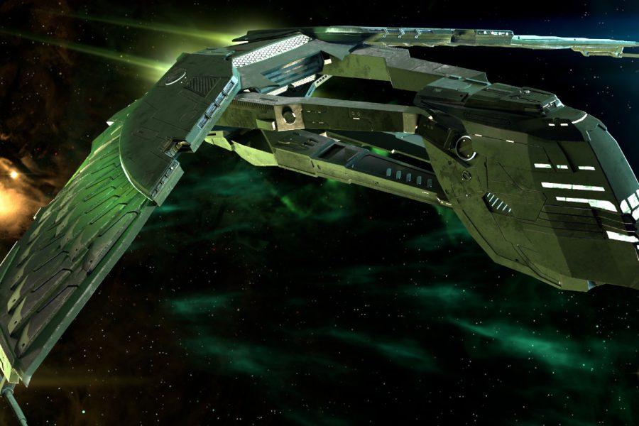 Star Trek Fleet Command Romulan Faction